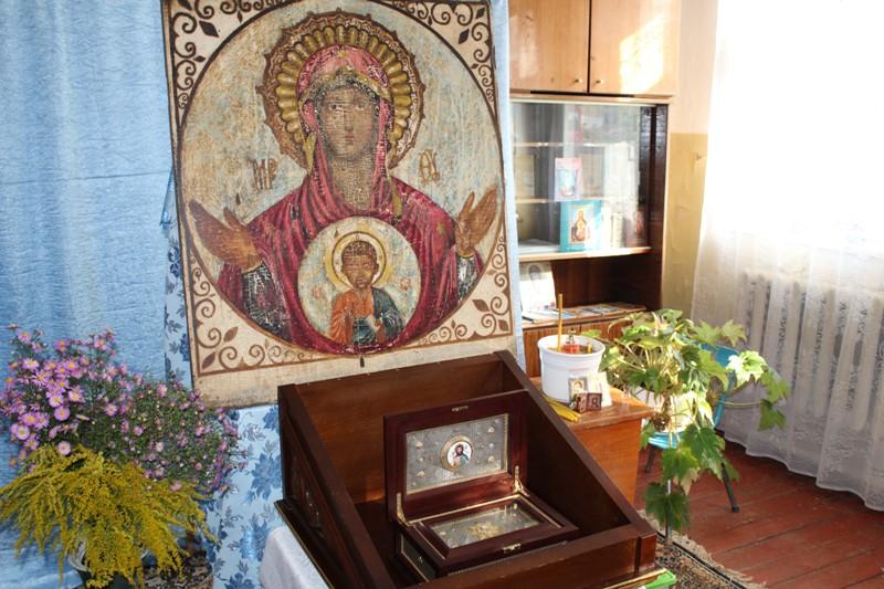 Великая святыня на Лукояновской земле