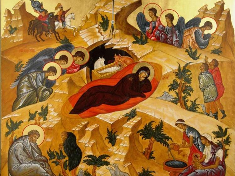 В Лукоянове встретили Рождество Христово