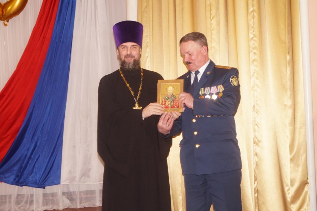 Юбилей ИК-20 города Лукоянов