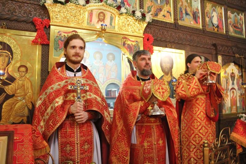 Светлое Христово Воскресение в Лукояновском благочинии