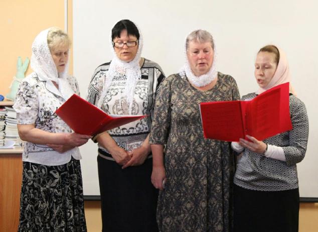 Пасхальный праздник в воскресной школе р.п. имени Степана Разина